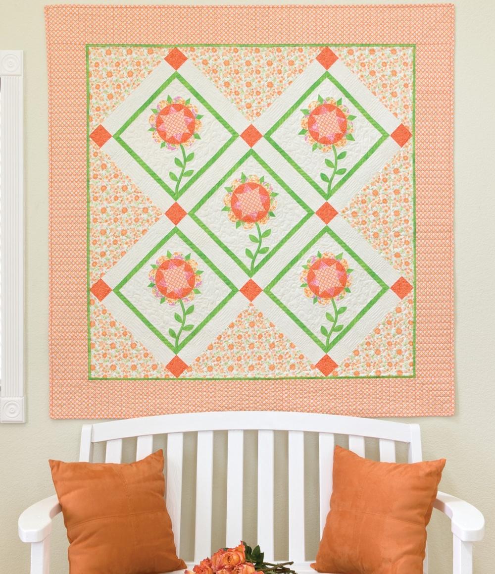 harrison rose quilt pattern