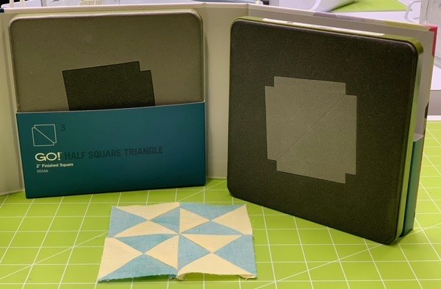 """4"""" Qube Shape #4 Die and Yankee Puzzle block"""