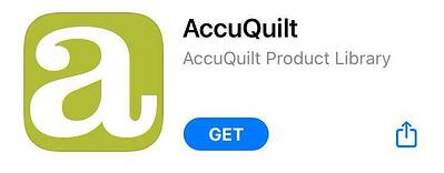 AccuQuilt Product Library Download