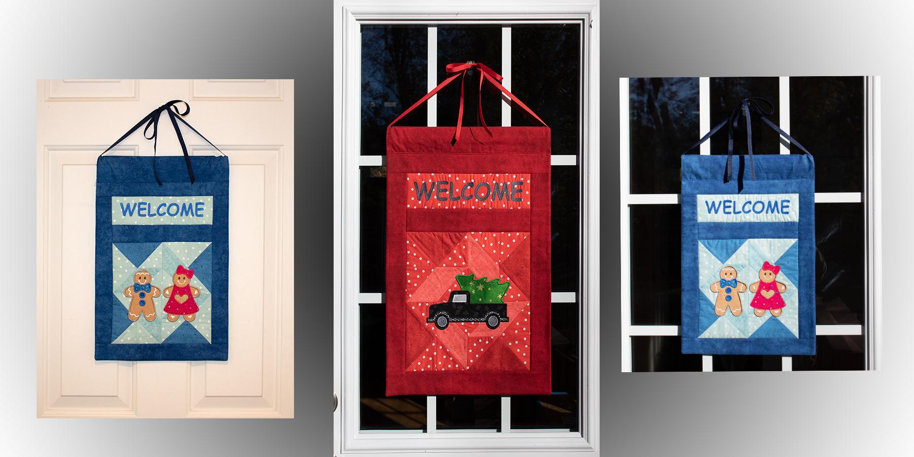 Banner - door banners