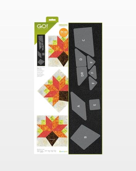 Cornucopia Quilt Block Packaging