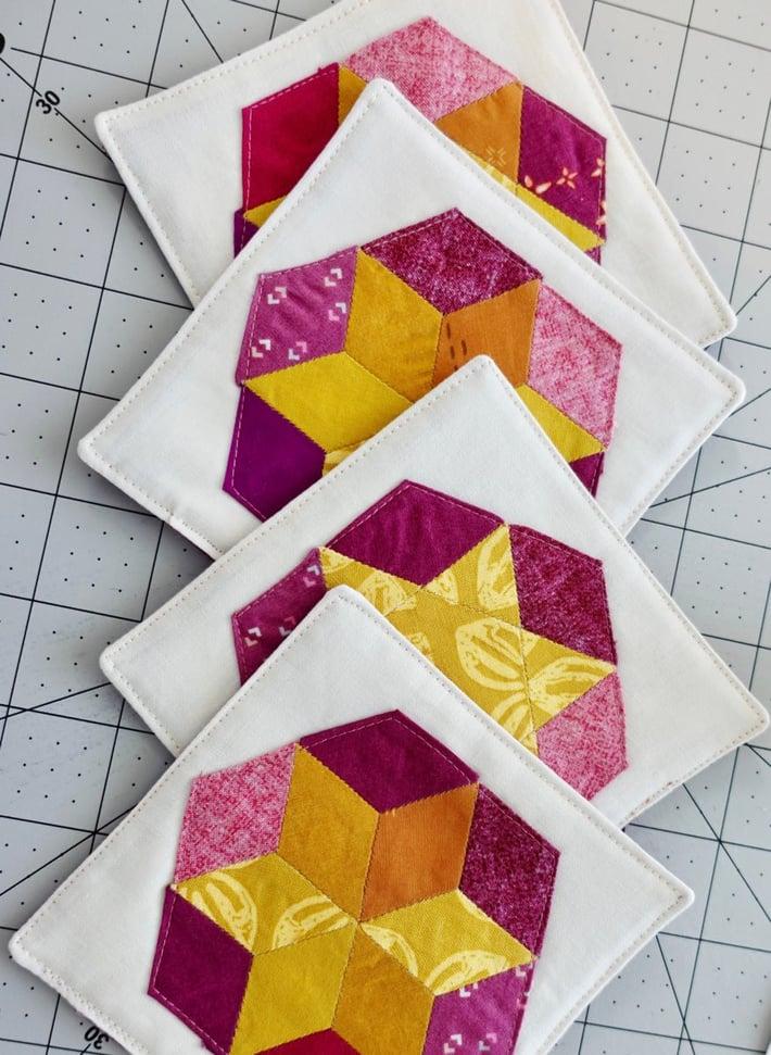 EPP AccuQuilt Coasters-1