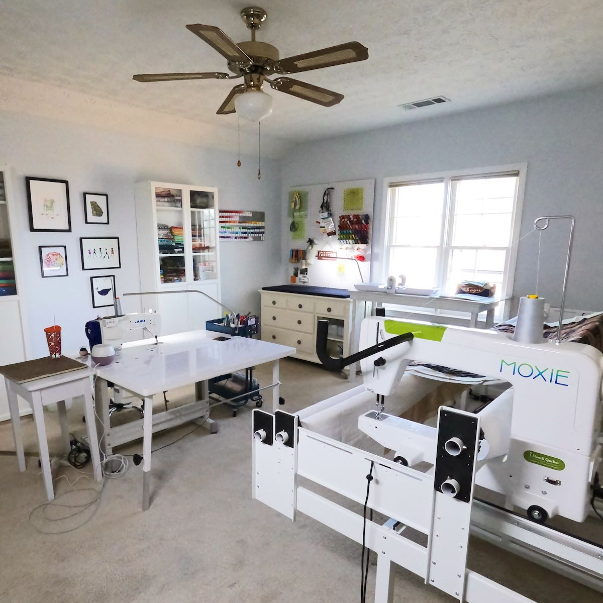 GO Getter Sewing Room - HollyAnneKnight