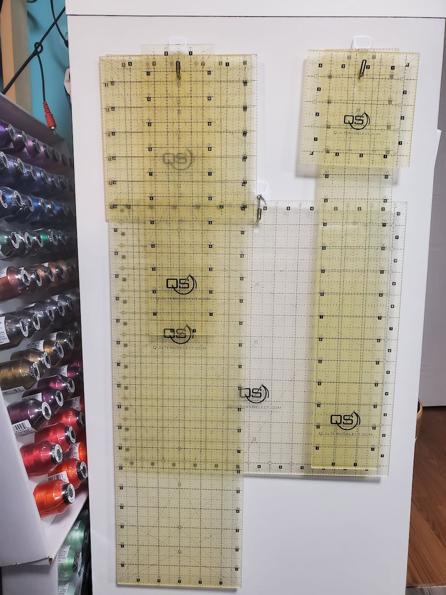 GO Getter Sewing Room-Rulers
