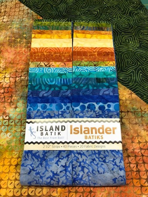 island batik islander collection