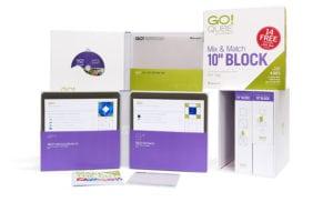 "GO! Qube™ Mix & Match 10"" Block"