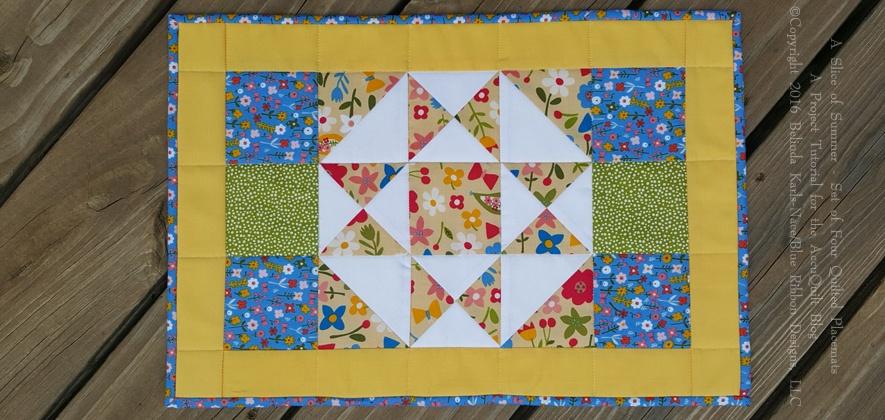 A Slice of Summer ©Copyright 2016 Belinda Karls-Nace/Blue Ribbon Designs, LLC