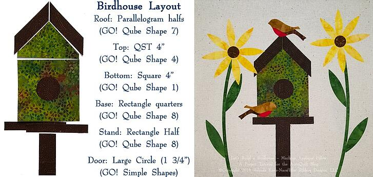 Let's Build A Birdhouse - A Blue Ribbon Designs Tutorial