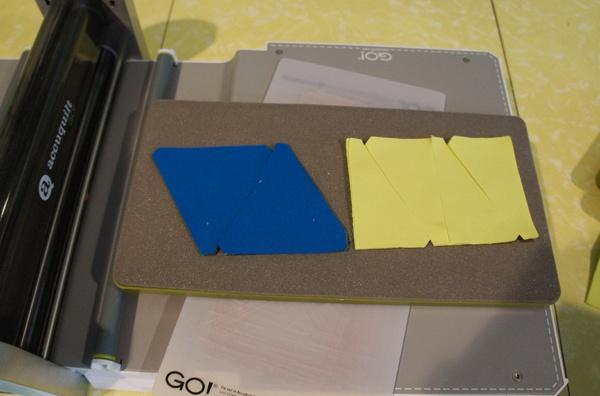 GO! Triangle in Square