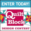 Quilt Block Design Contest - Enter Today!