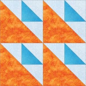 GO Airplane 8 Block Pattern