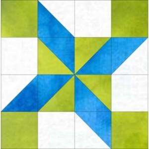 GO Clay's Choice 8 inch Block Pattern