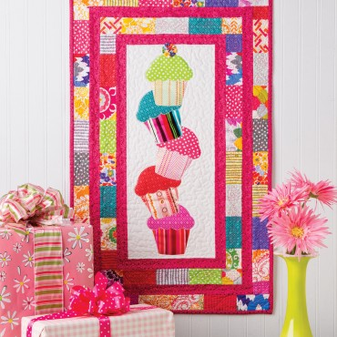 Download the GO! Cupcake Tower Wall Hanging