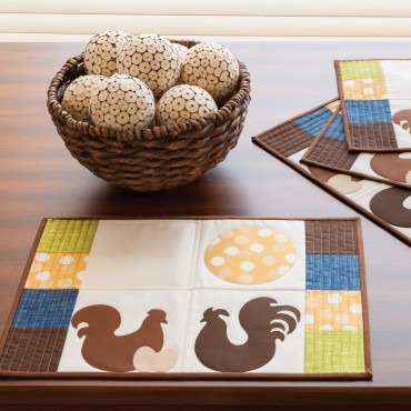 Download the GO! Early to Rise Placemats.