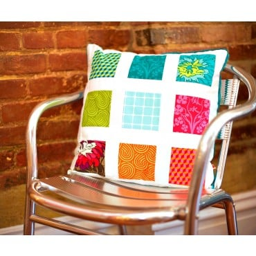 GO! French Window Pillow Pattern