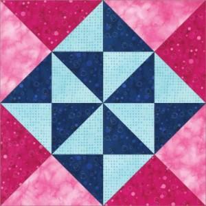 GO Peace & Plenty 8 inch Block Pattern