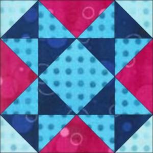GO Port & Starboard 8 inch Block Pattern