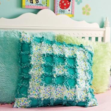 GO! Raggy GO! Floor Pillow Pattern