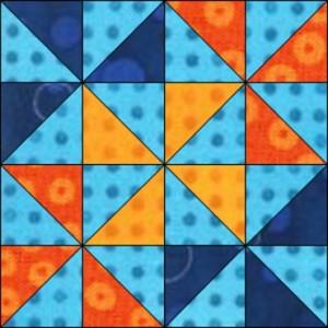 GO Simplicity 8 inch Block Pattern