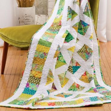 GO! The Secret Garden Quilt Pattern