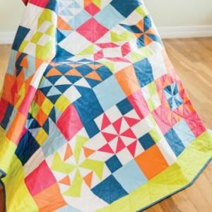 GO Value Die Sampler Quilt Pattern