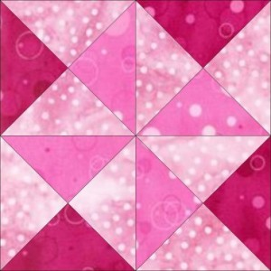 GO Yankee Puzzle No 2 8 inch Block Pattern