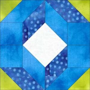 GO Zero 8 Block Pattern