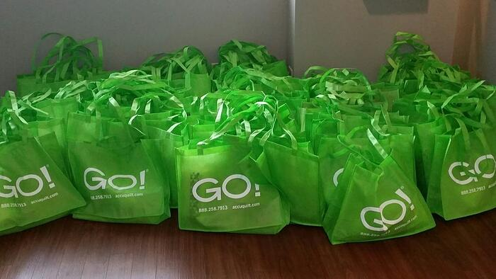 GO! retreaters bags