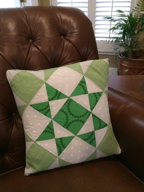 Ohio March Pillow