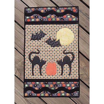 Quilted Cats & Bats