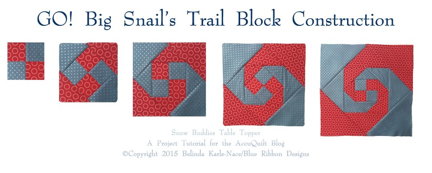 Snail's Trail Construction
