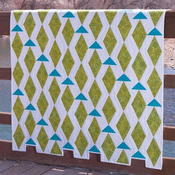 GO! Fish Quilt Pattern