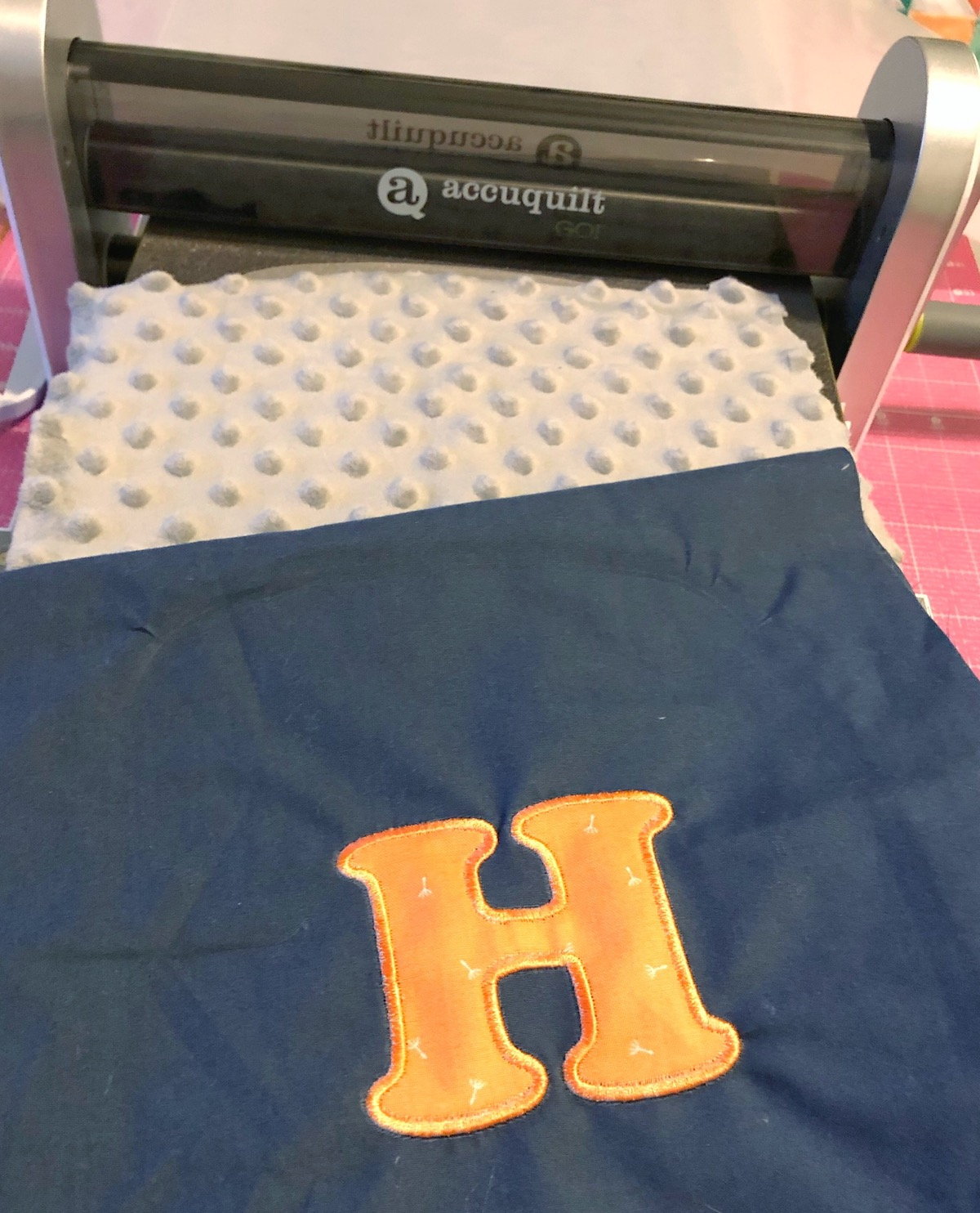 carefree accuquilt go fabric cutter