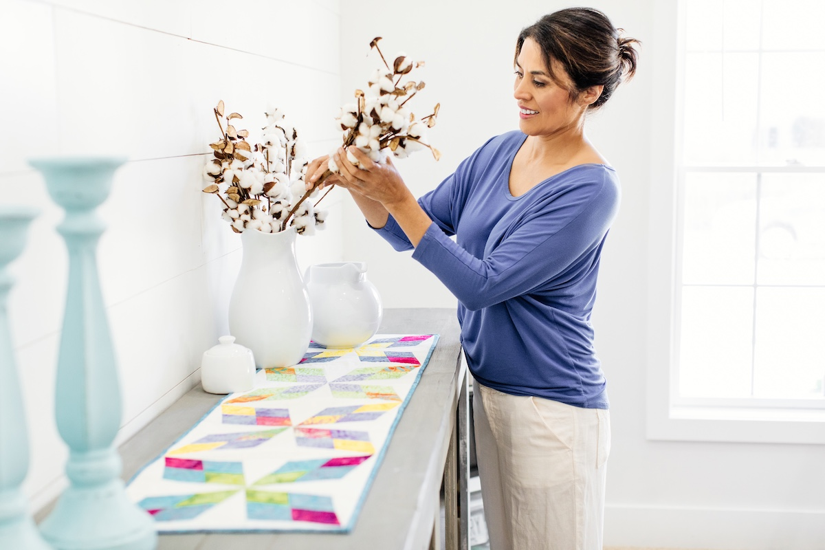 Sewing Room Spruce Up-Decorating-Lifestyle