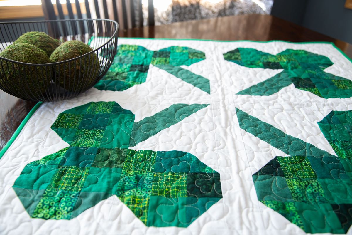 St-Patricks-Quilts-PQ11714-lucky-shamrock