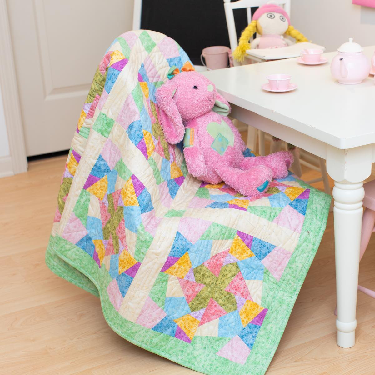 Top Free AQ Quilt Patterns 2020-PQ11686_Crazy Baby QuiltEDIT