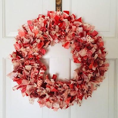 Valantines Wreath