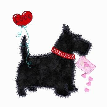 Valentines Projects-EMB55224V-GO!-Valentine's-Scottie-Dog