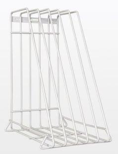 Wire storage rack