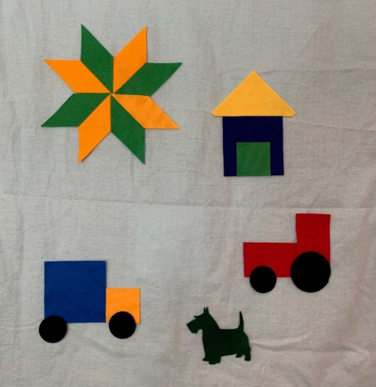 felt craft for kids
