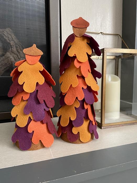 felt tree craft for kids