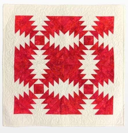 fiery-pineapple-quilt-pattern