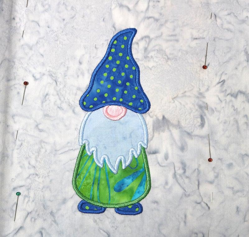 gnome in hoop