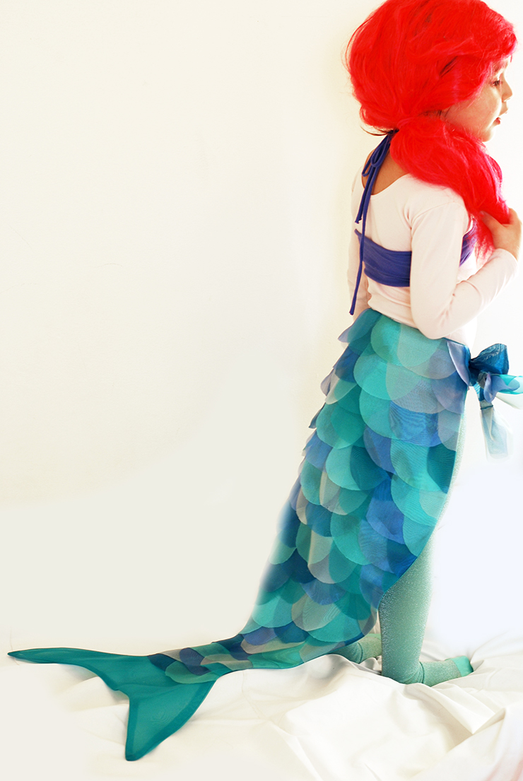 mermaid me sew crazy