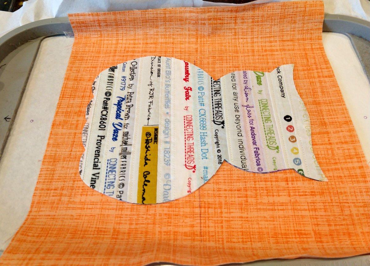 owl studio embroidered pillow16-1