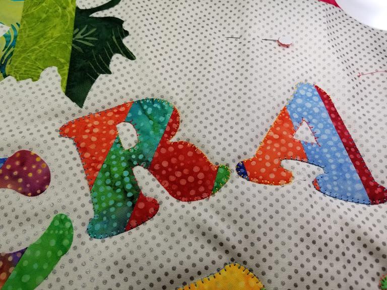 Blanket Stitching 2