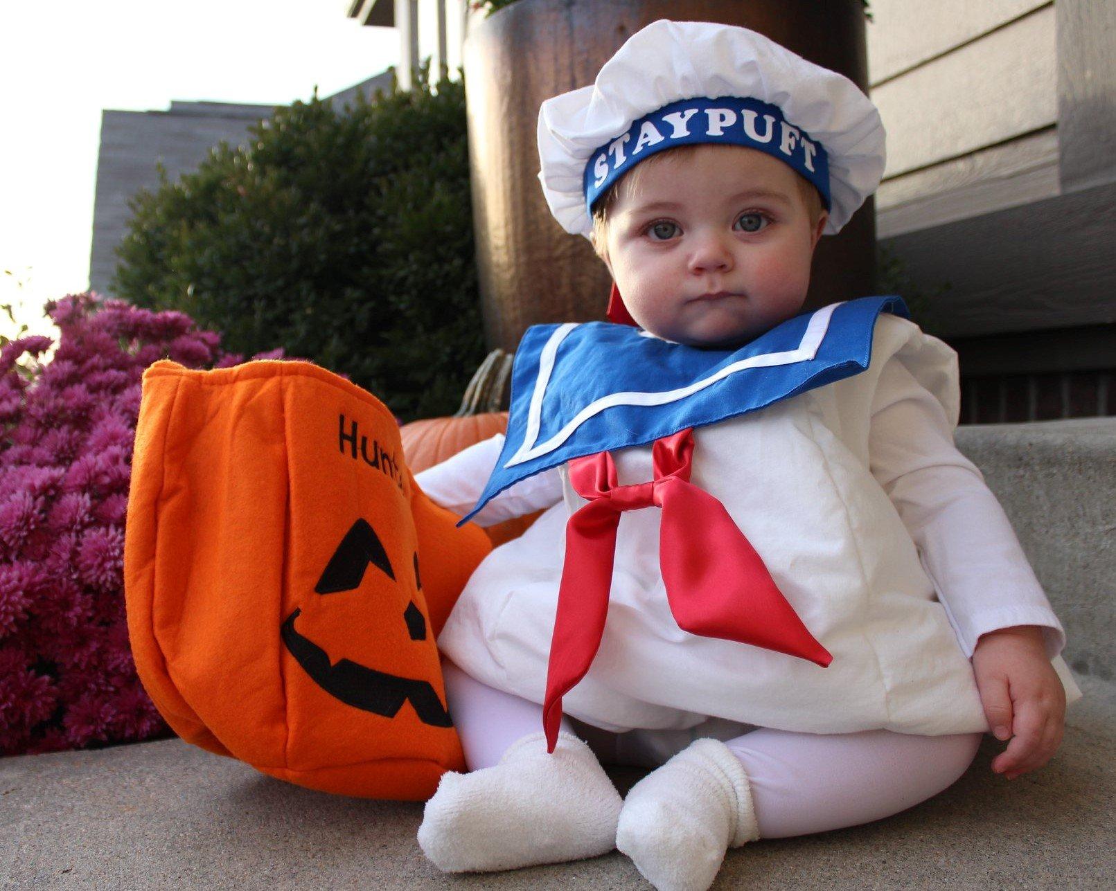 puft costume baby halloween