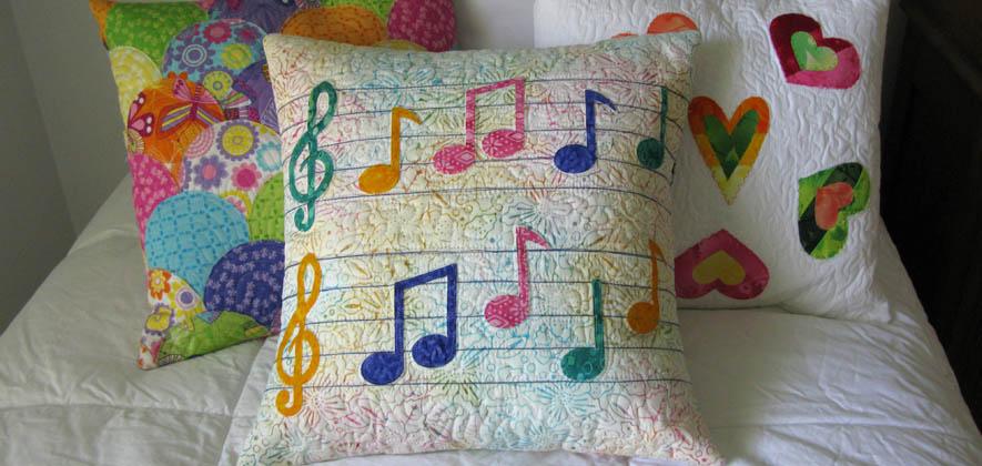 Other AccuQuilt GO! die pillows