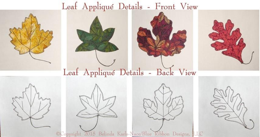D - Leaf Detail