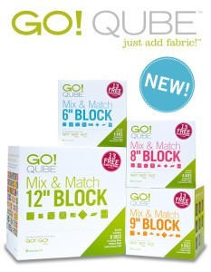 GO QUBE w NEW and LOGO